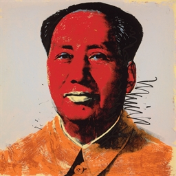 Mao: one plate (F. & S. II.96)