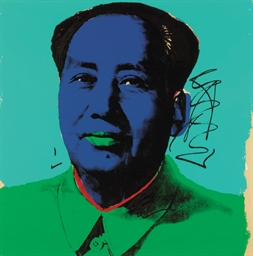 Mao: one plate (F. & S. II.99)