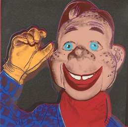 Howdy Doody, from Myths (F. &