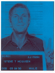 Steve McQueen, from Pig Portra