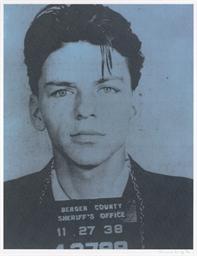 Frank Sinatra, from Pig Portra