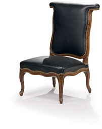 CHAISE PONTEUSE D'EPOQUE LOUIS