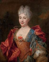 Portrait présumé de la comtess