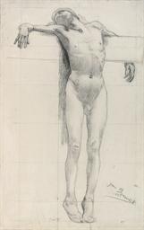 Homme crucifié