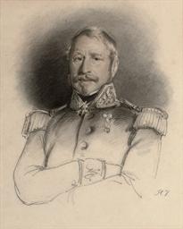 Portrait du Général Jean Rabus