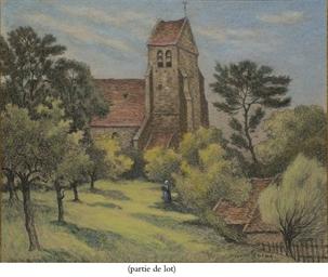 L'église du Gros-Rouvre, une f