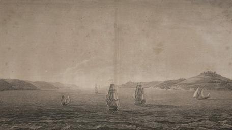 Deux planches issues de Voyage