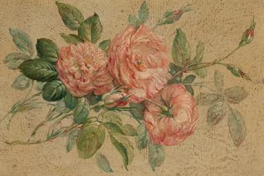 Etude de roses