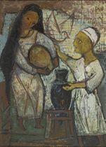 Tahia Halim (Egyptian, 1919-2003)
