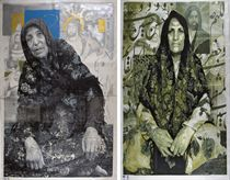 Two Works from the Terrorist series: Mother and Sister