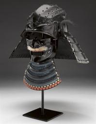 A Kawari Kabuto (Exotic Helmet