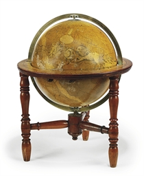 A VICTORIAN 10-INCH CELESTIAL