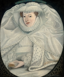 Portrait of Mary I, Queen of S