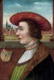 Portrait of Maximilian I (1459