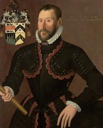 Portrait of Richard Goodricke,