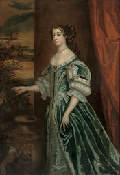 Portrait of Barbara Villiers (