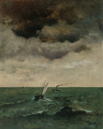 Shipping in a squall