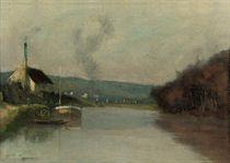 Sur la fleuve