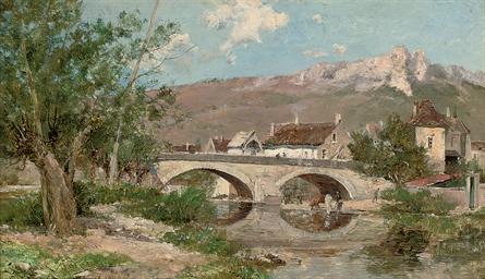 Le Pont à Mailly-le-Château