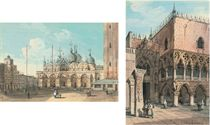 The Doge's Palace; and Basilica San Marco, Venice
