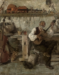 The instrument maker