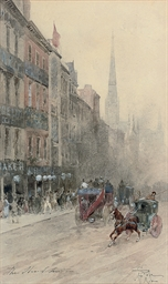 The Strand, london