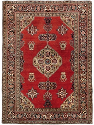 A unusual antique west Persian