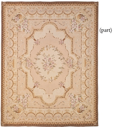 A fine Needlepoint carpet of A