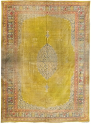 A large Borlou carpet