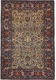 A fine Teheran carpet