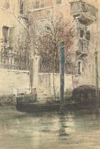 House on the Canal Grande, Venice