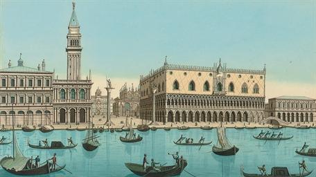 The Rialto Bridge, Venice (ill