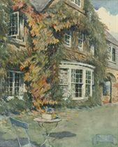 The artist's house, Higher Faugan, Newlyn, Penzance