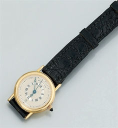 A lady's automatic wristwatch,