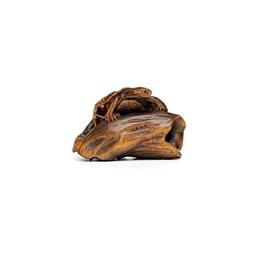 A Boxwood Netsuke