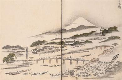 Kitao Masayoshi (1764-1824)