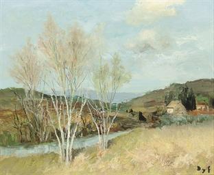 Rivière en Provence