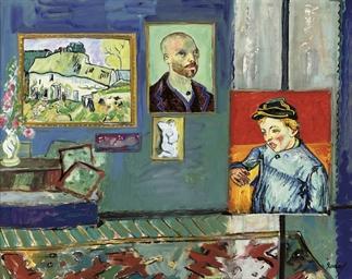 Homage à Van Gogh