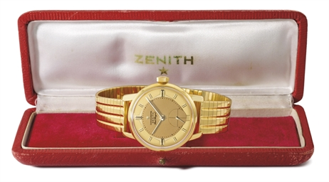 Zenith. A very fine and rare 1