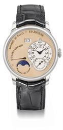 F.P. Journe. A fine and large