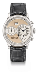 F.P. Journe. A very fine and r