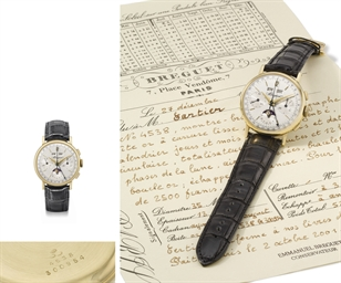 Breguet. A very fine and rare