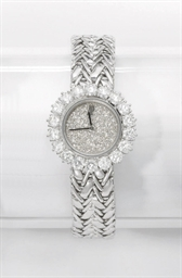 Audemars Piguet. A lady's very