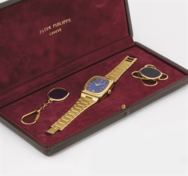 Patek Philippe. A rare and unu