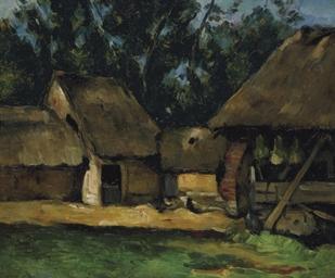 Le Moulin à l'huile