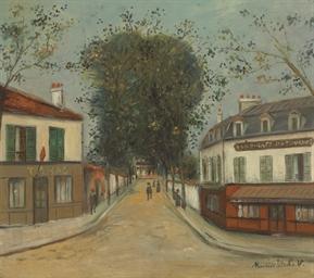 Paysage de Faubourg