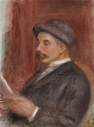 Portrait de Georges Rivière