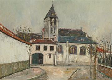 L'église de Groslay