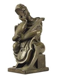 Le Violoncelliste ou Le Compos