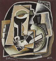 Composition- Cubisme Ornemental